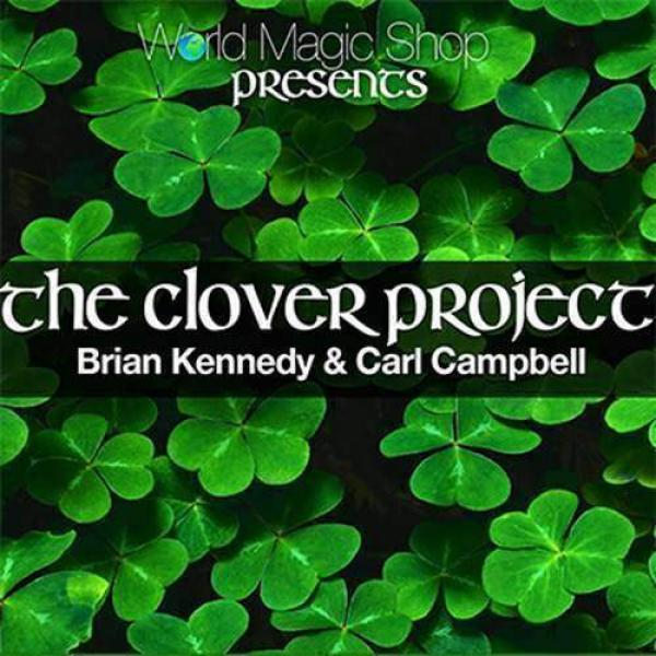 The Clover Project (DVD and Gimmicks) by Brian Ken...