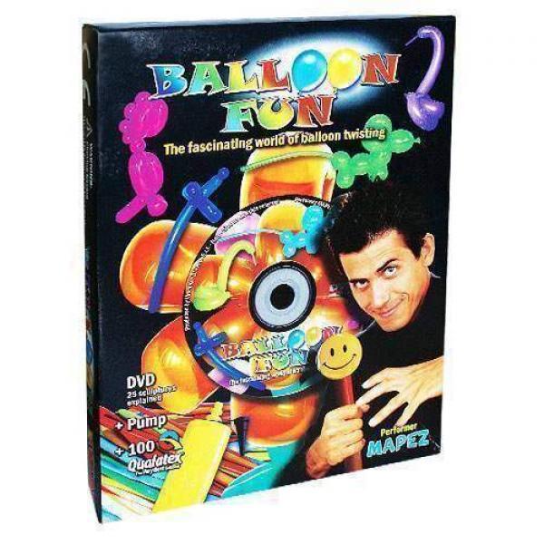 Mapez - Balloon Fun Box - Pro