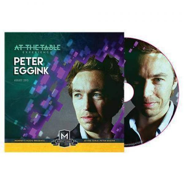 At the Table Live Lecture Peter Eggink (DVD)