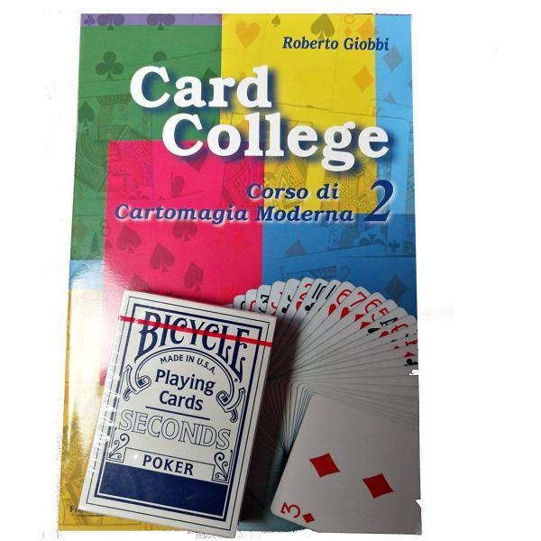 Roberto Giobbi - Card College Volume 2 with Bicycl...