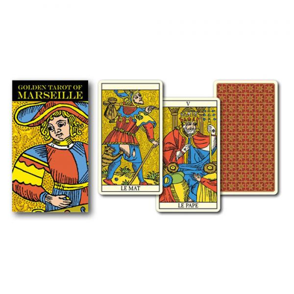 Golden Tarot of Marseille