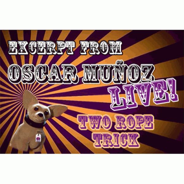 2 Rope Trick  by Oscar Munoz (Excerpt from Oscar M...