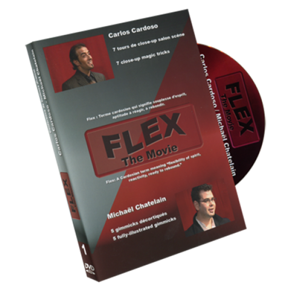 Flex by Mickael Chatelain and Carlos Cardoso - DVD...