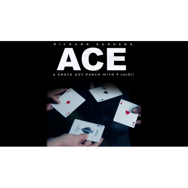 ACE (Cards and Online instructions) by Richard San...