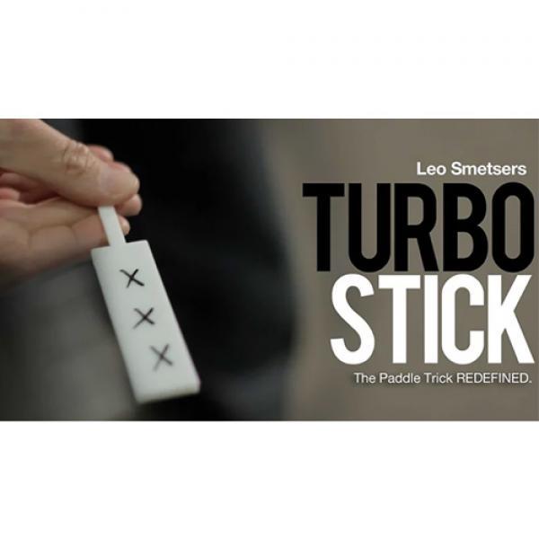 Turbo Stick by Richard Sanders (DVD & Gimmicks...