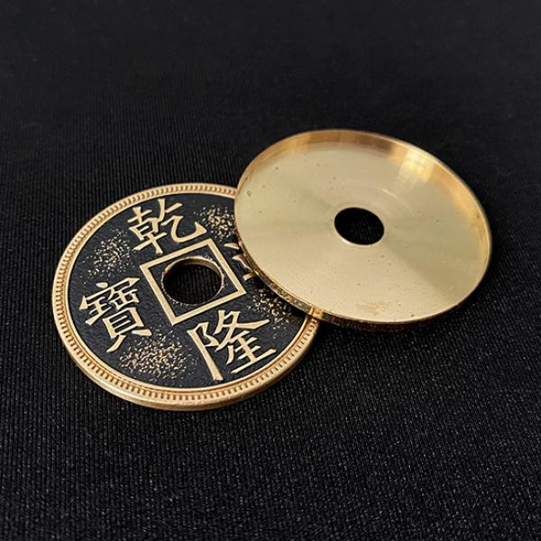 Expanded Shell Chinese Palace Coin (Morgan Size, B...
