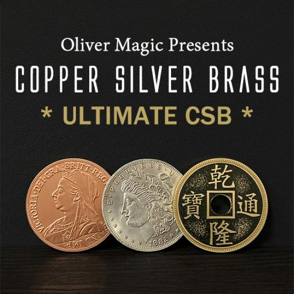 Ultimate CSB by Oliver Magic - standard set