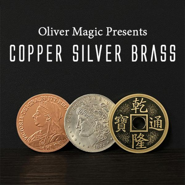 Copper Silver Brass (CSB) by Oliver Magic