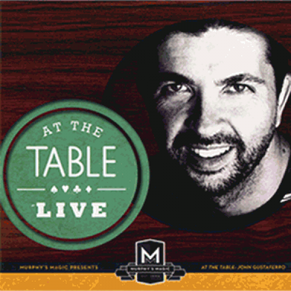 At the Table Live Lecture John Guastraferro - DVD