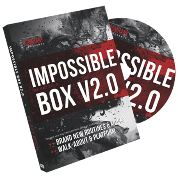 The Impossible Box 2.0 by Ray Roch - DVD