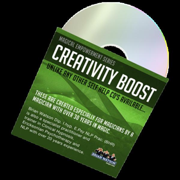Creativity Boost (Empowerment Series) by Brian Wat...