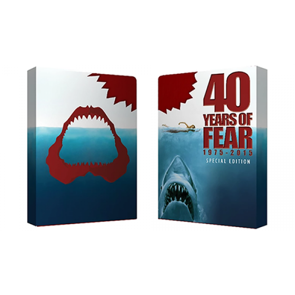 Bicycle 40 Years of Fear (Special Edition) Jaws Pl...