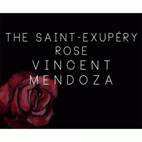 The Saint-Exerpury Rose by Vincent Mendoza & L...