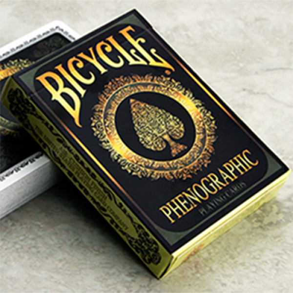 Bicycle Phenographic Playing Cards by Collectable ...