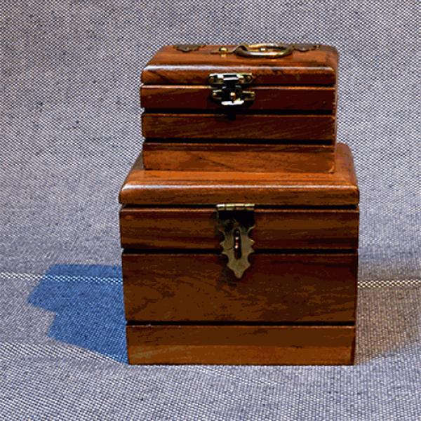 Double Locked Mystery Box by Premium Magic