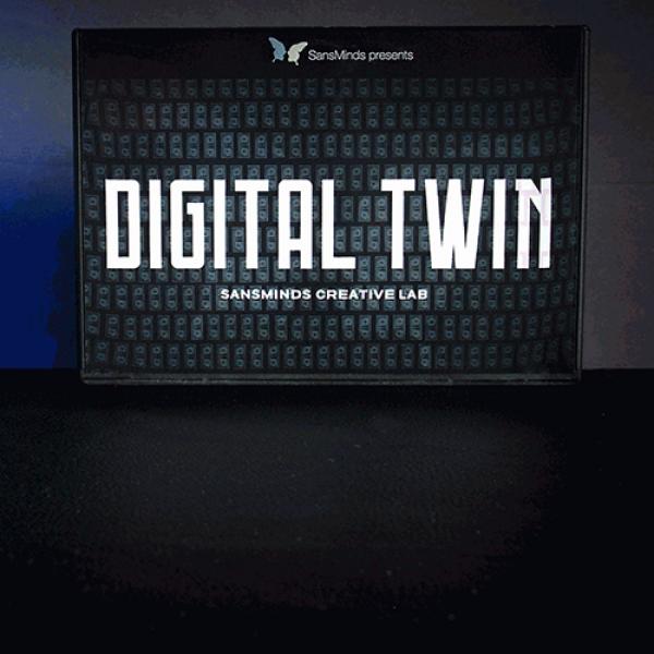 Digital Twin by SansMinds Creative Lab - DVD