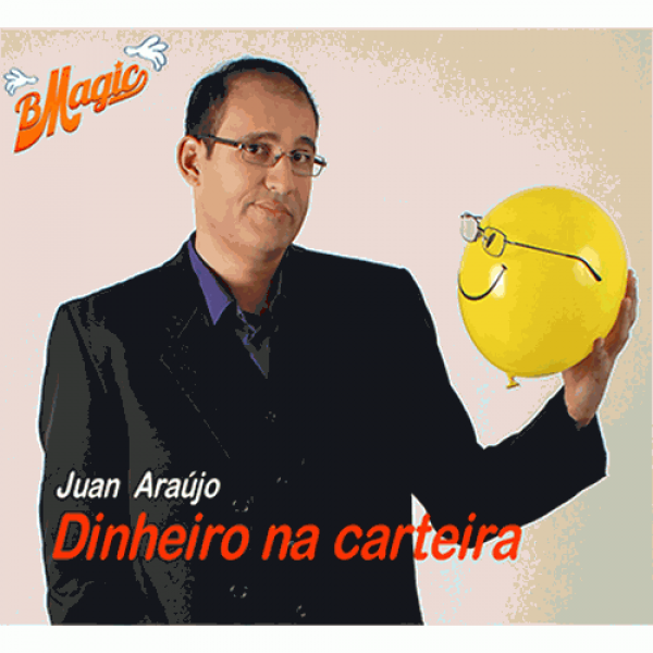 Dinheiro na carteira (Bill in Wallet at back trous...