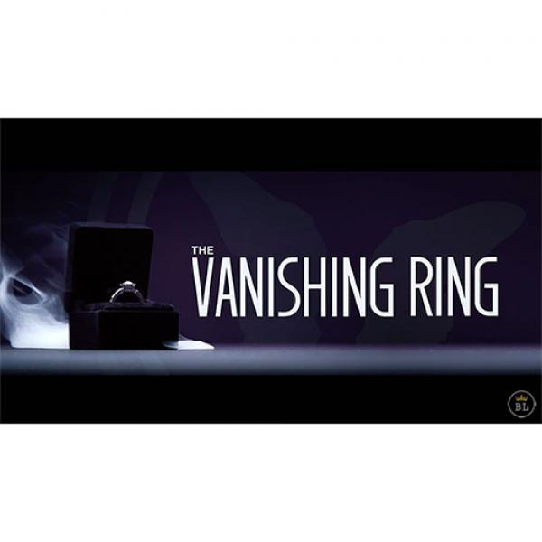 The Vanishing Ring Box Black and Red Set (Gimmick ...