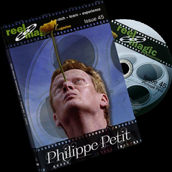 Reel Magic (Philippe Petit) - DVD