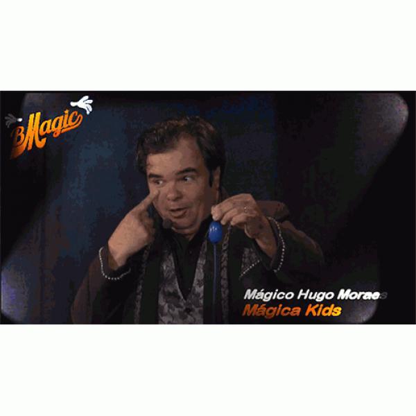 Mágica Kids by Hugo Moraes (Portuguese language) ...