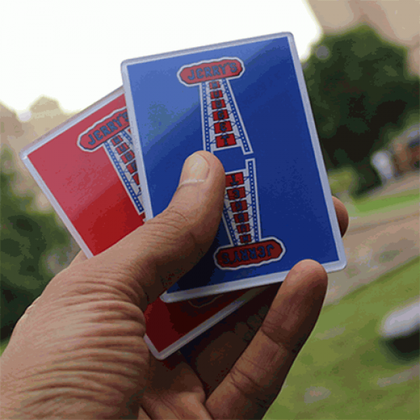 Jerry Nugget Cardistry Trainers (Blue Double Backe...