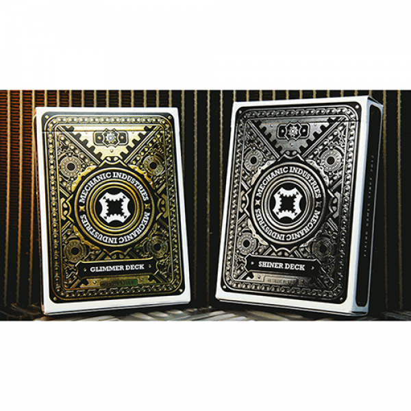 Metallic Deck Set (Limited Edition) by Mechanic In...