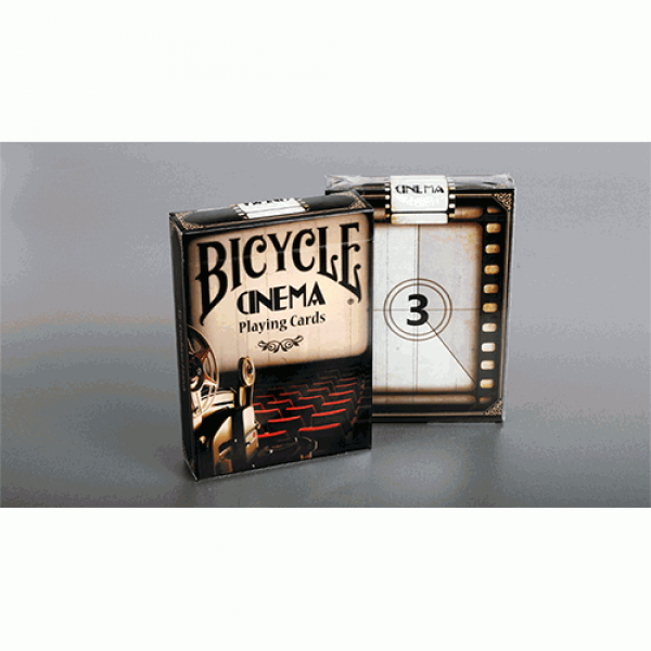 Bicycle Cinema Playing Cards by Collectable Playin...
