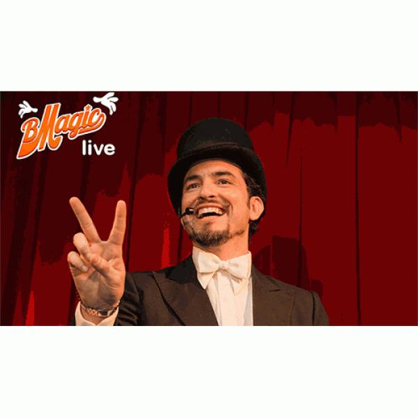 BMagic Live by Maurício Dollenz (Portuguese Langu...
