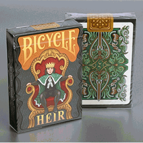 Bicycle Heir Playing Cards by Collectable Playing ...