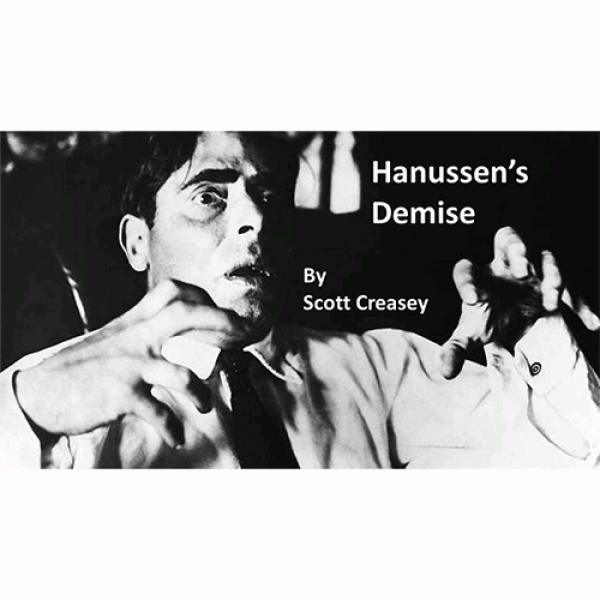 Hanussen's Demise by Scott Creasey video DOWN...