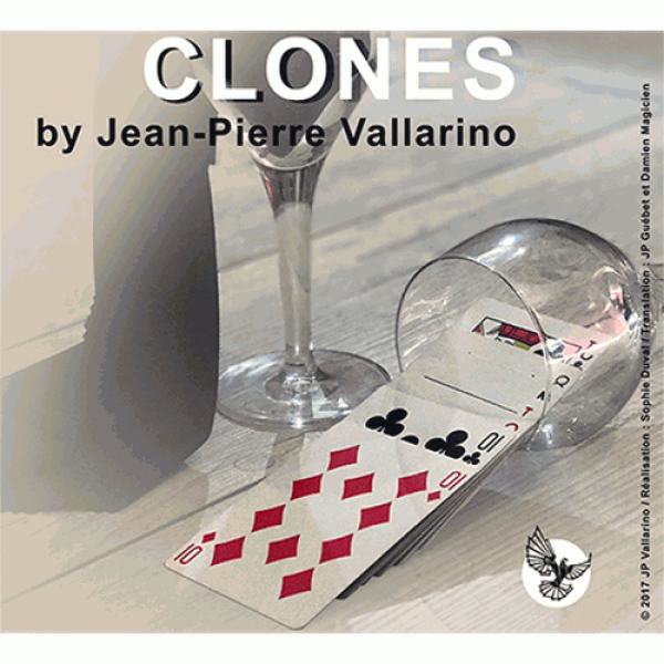CLONES by Jean Pierre Vallarino