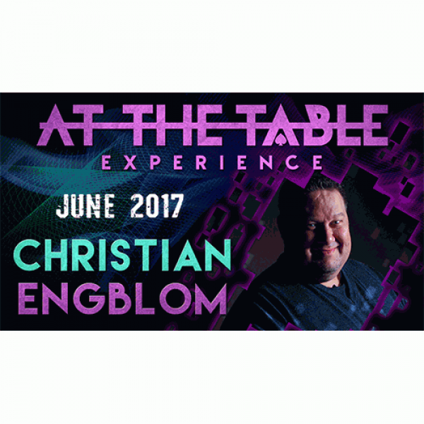At The Table Live Lecture Christian Engblom June 2...