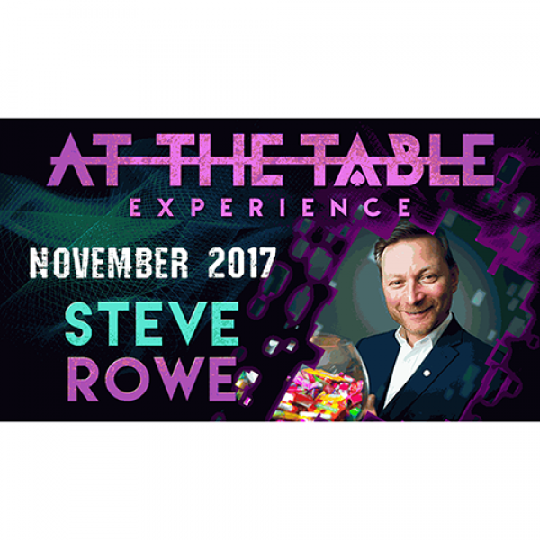 At The Table Live Lecture Steve Rowe November 1st ...