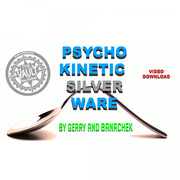 The Vault - Psychokinetic Silverware by Gerry and ...