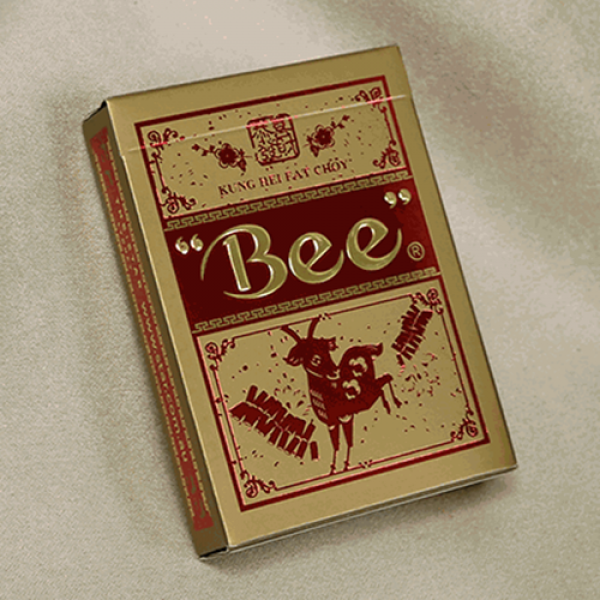 Bee Year of the Sheep Deck (Star Casino) Playing C...