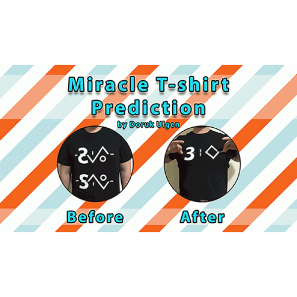 Miracle T-shirt Prediction (Medium)  by Doruk Ulge...
