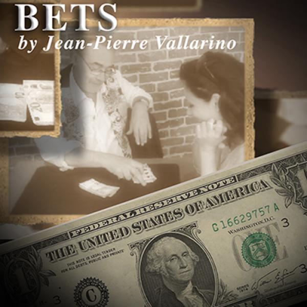 BETS (Pound) by Jean-Pierre Vallarino