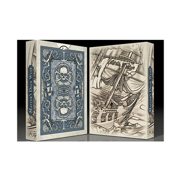 Master Deck West - Playing Cards