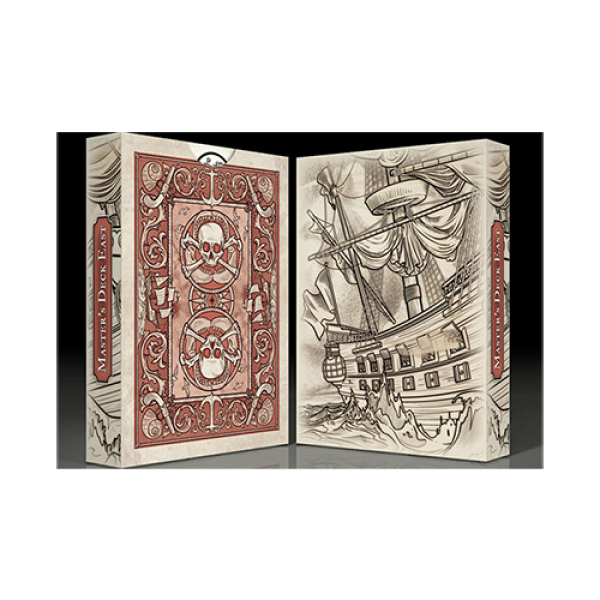Master Deck East - Playing Cards