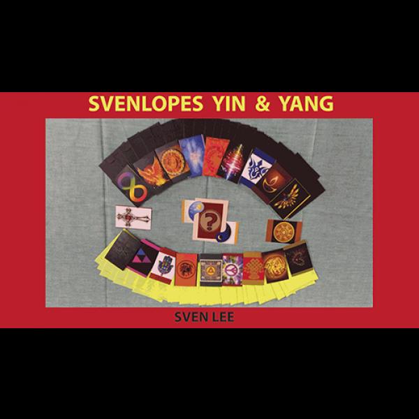 Svengali Envelopes YIN & YANG by Sven Lee