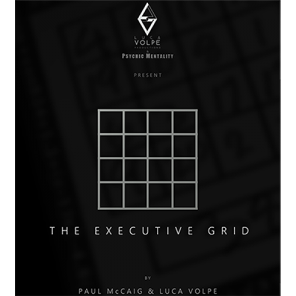 The Executive Grid by Paul McCaig and Luca Volpe P...