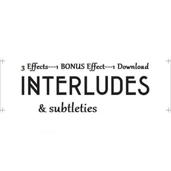 Interludes by Justin Miller video DOWNLOAD