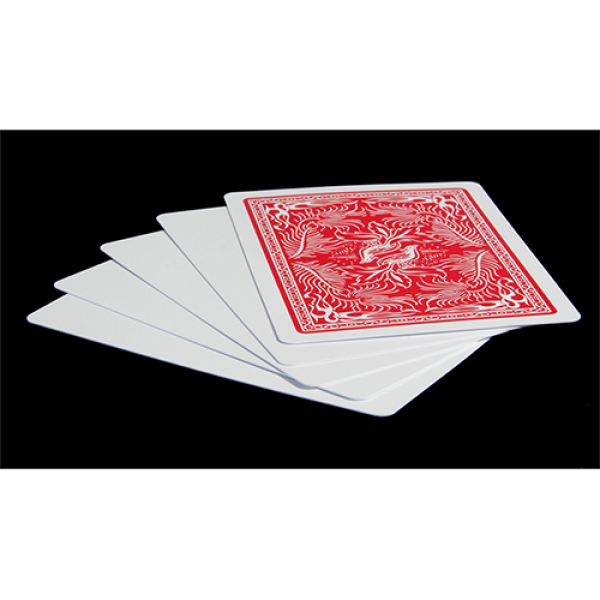 Insight Blank Face Cards (Set of 5) by Hugo Shelle...