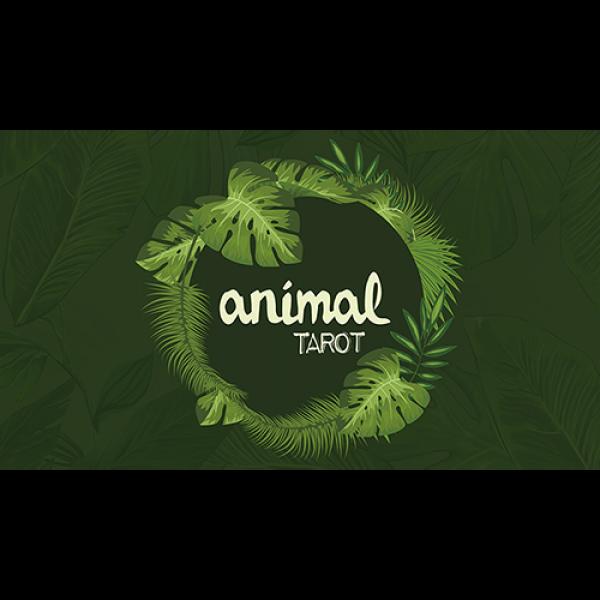 Animal Tarot (Gimmicks and Online Instructions)  b...
