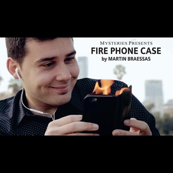 Fire Phone Case (Regular) by Martin Braessas