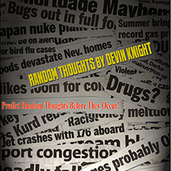 Random Thoughts by Devin Knight eBook DOWNLOAD