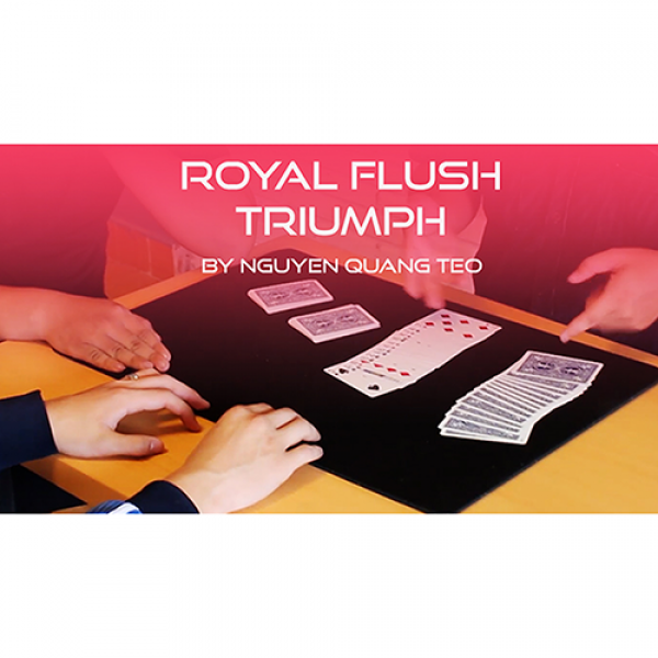 Royal Flush Triumph by Creative Artists video DOWN...