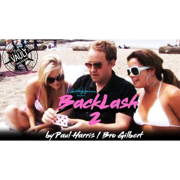 The Vault - Backlash 2 by Paul Harris/Bro Gilbert ...