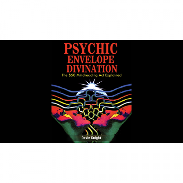 PSYCHIC ENVELOPE DIVINATION  by Devin Knight eBook...