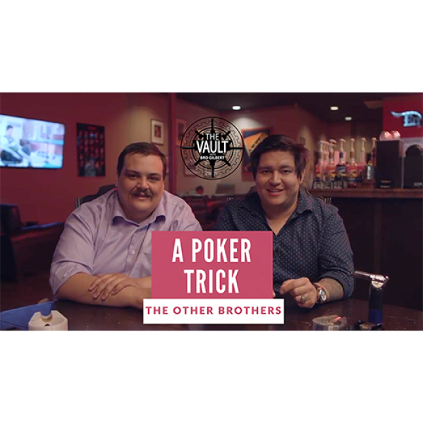 The Vault - A Poker Trick by The Other Brothers vi...